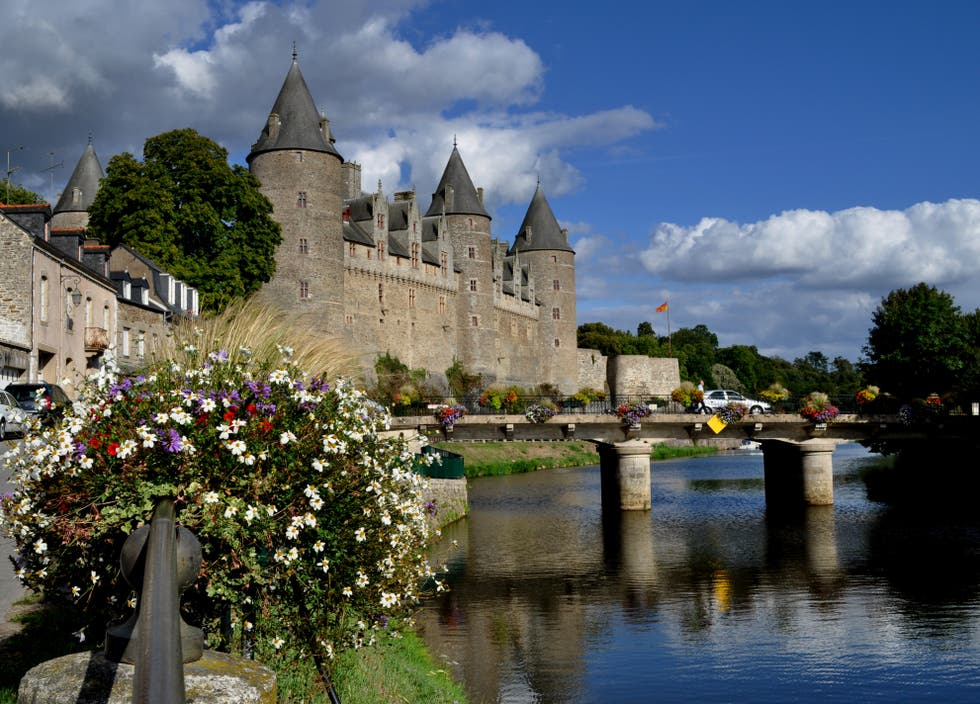 Water in Brittany