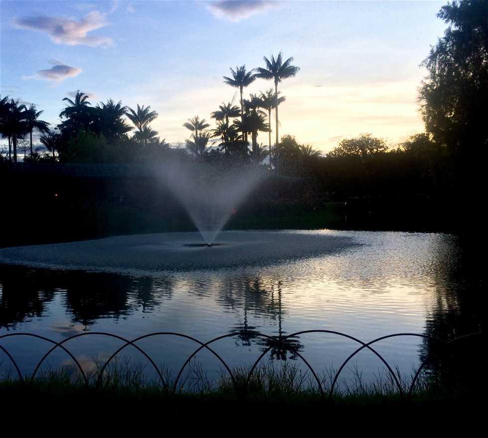 Cielo en Parque Metropolitano Simón Bolívar
