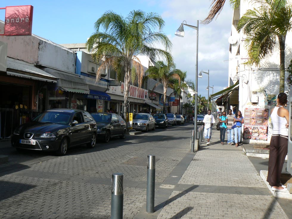 Villaggio a St. Pierre De La Reunion