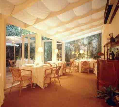 Cortijo en Restaurante Roig Robí