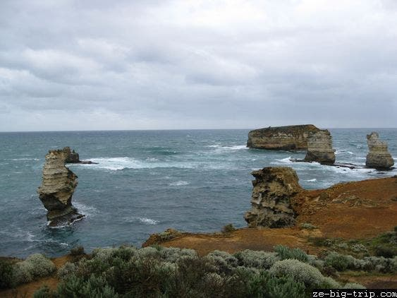 Mar en Warrnambool