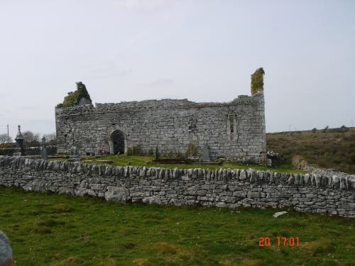 Ancient History in Ballyvaughan