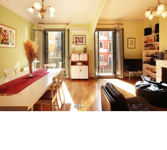 Sala en Apartamentos Las Terrazas