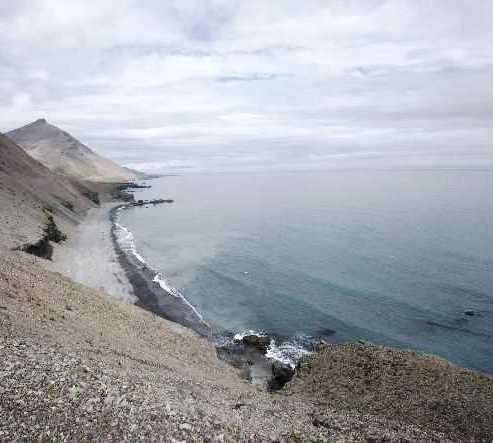 Mar en Hvalnesskridur Slides