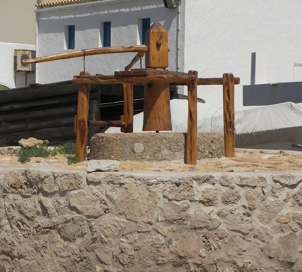 Suelo en Caló de St. Agustí