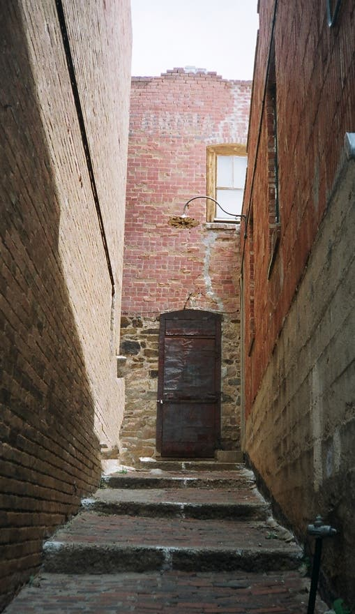 Alley in Bisbee
