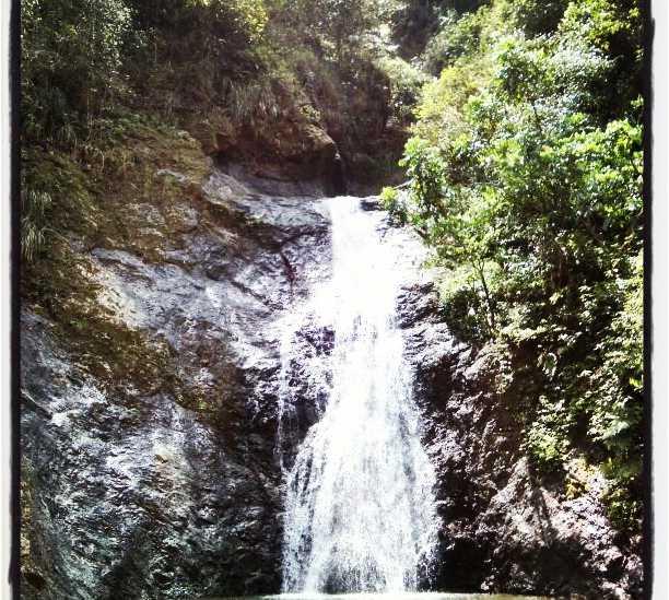 Cachoeiras em Maricao