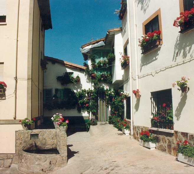 Pueblo en El Arenal