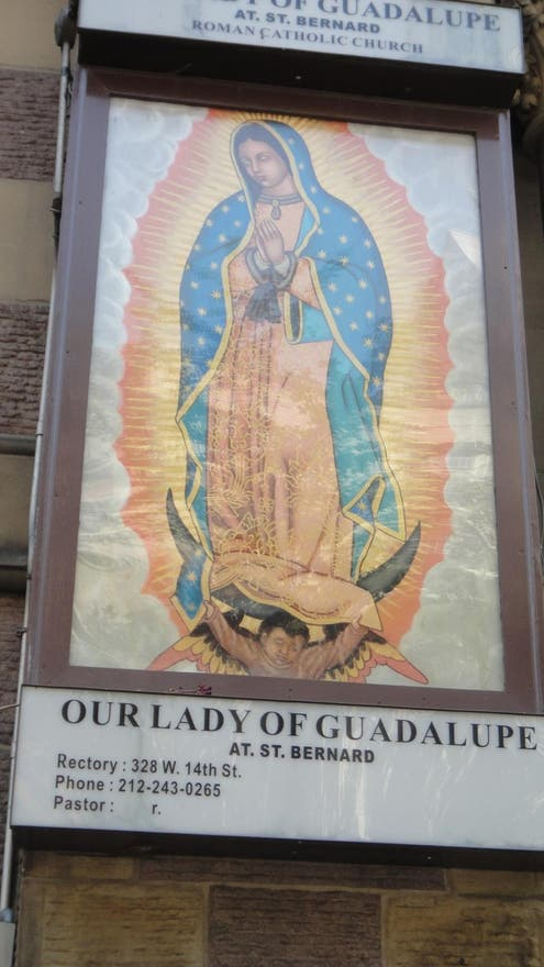 Oír Leady the Guadalupe