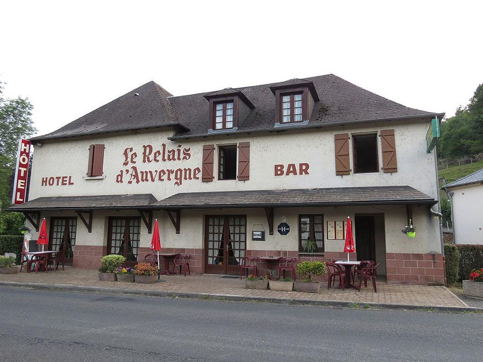 Restaurant in Lanteuil