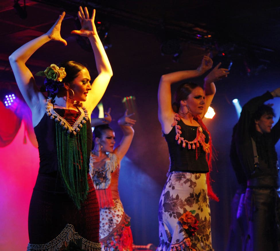 El duende del flamenco