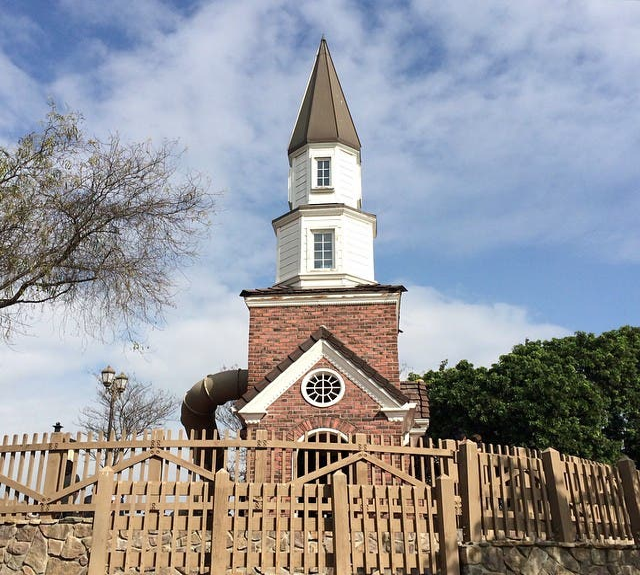 Church in Cerritos