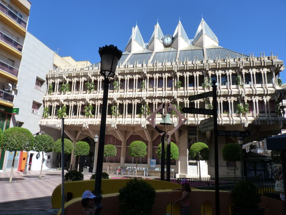 Palace in Ciudad Real