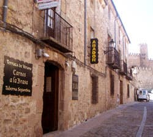 Pueblo en Restaurante Taberna Seguntina