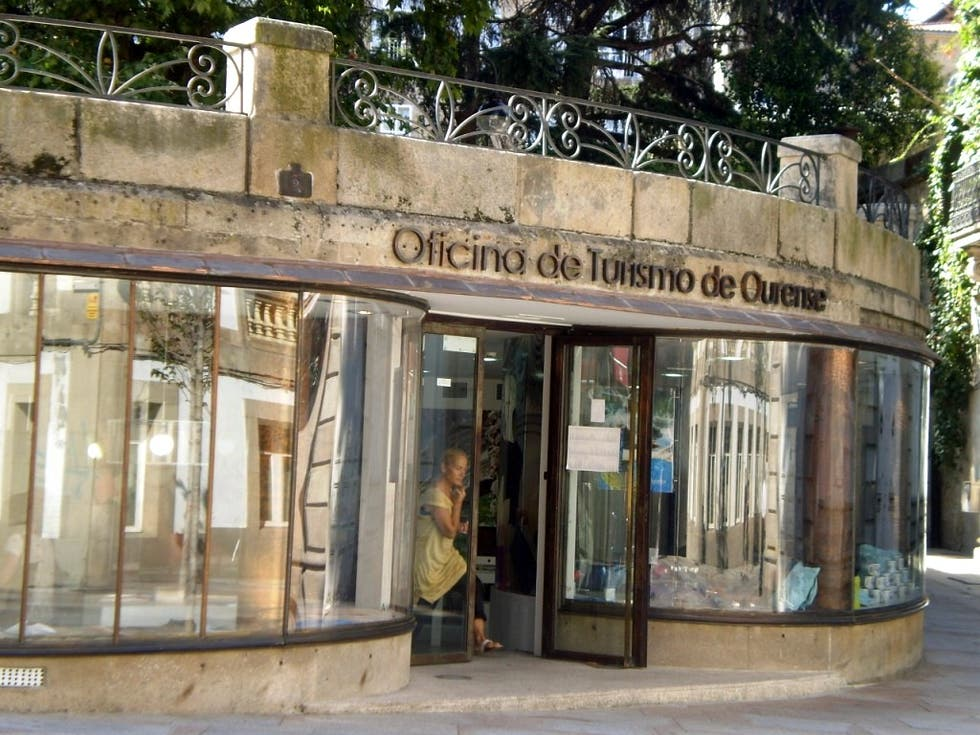 Photos of municipal office of tourism in ourense images for Oficina turismo ourense