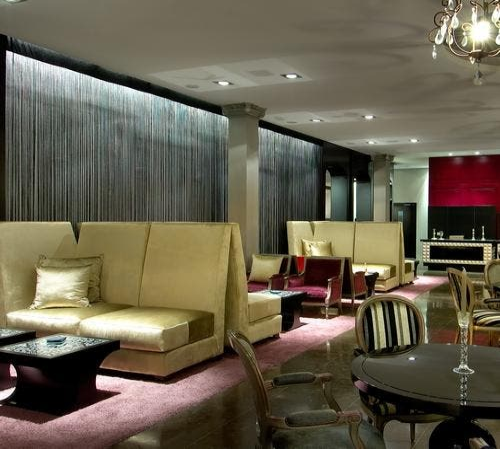 Sala en Hotel Vincci Palace