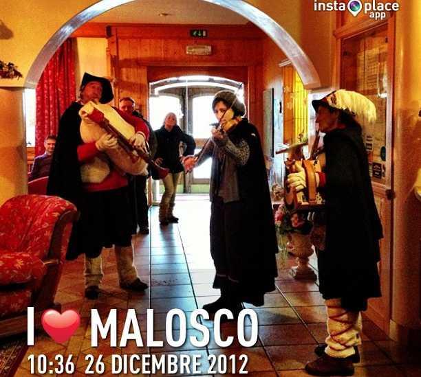 Religión en Malosco