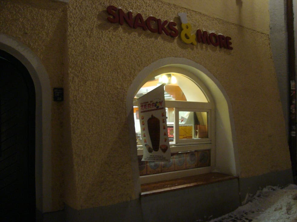 Arco en Snacks and More