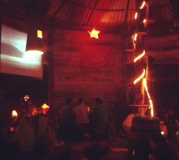 Sala de conciertos en Utopia Bar