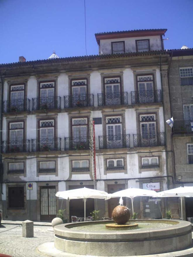 Edificio en Largo da Misericordia