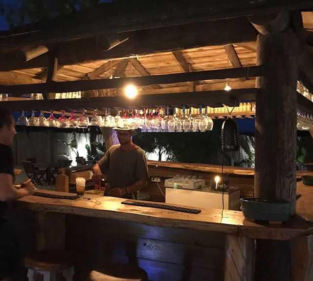 Bar em El Palmar