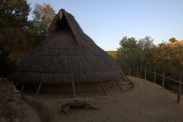 Thatching in Campagnatico