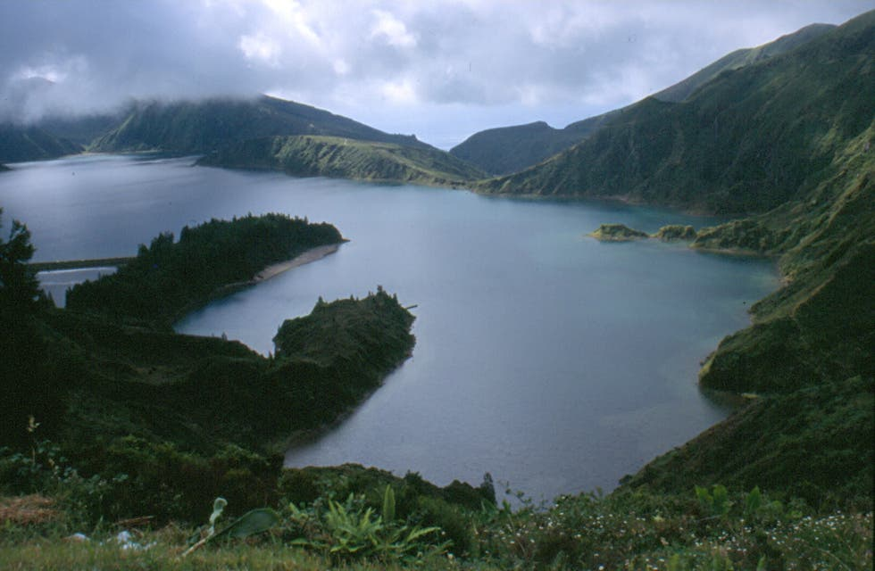 Wilderness in The Azores
