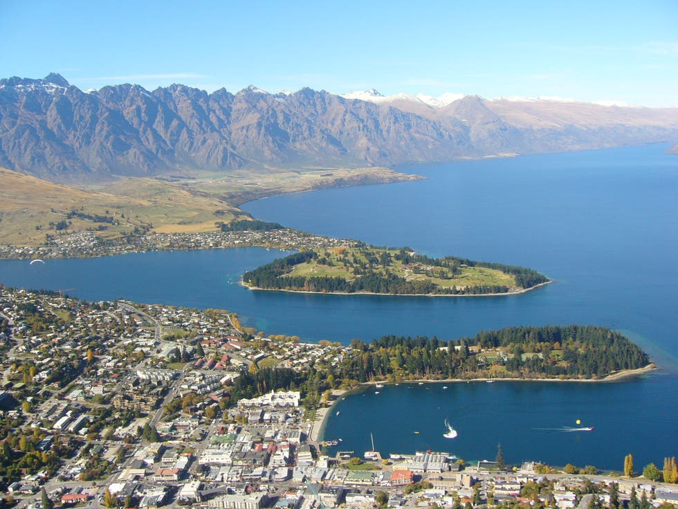 Town in Queenstown