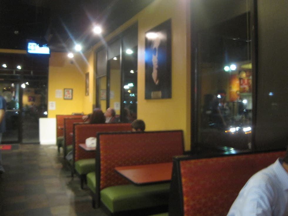 Bar en Moe's Southwest Grill