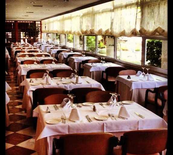 Restaurante en Hotel Vulcano