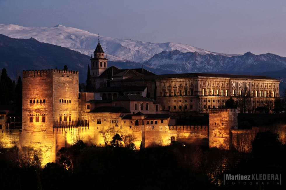 Night in Granada
