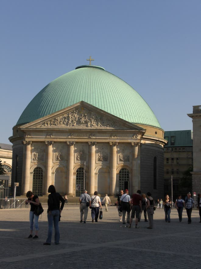 Dome in Mitte