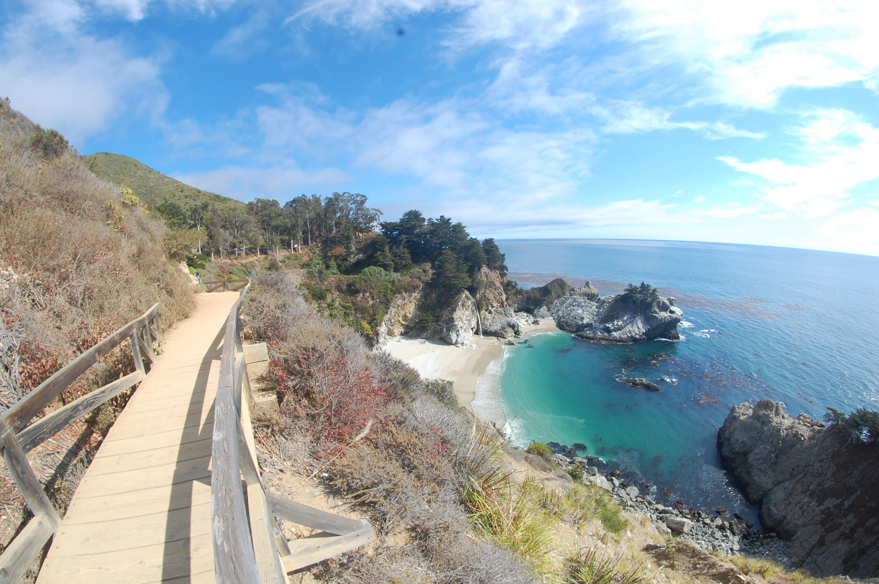Coast in Big Sur