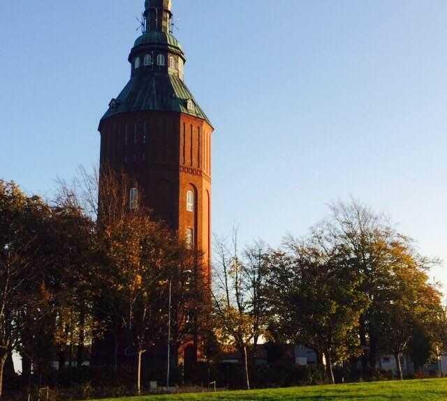 Edificio en Gamla Vattentornet
