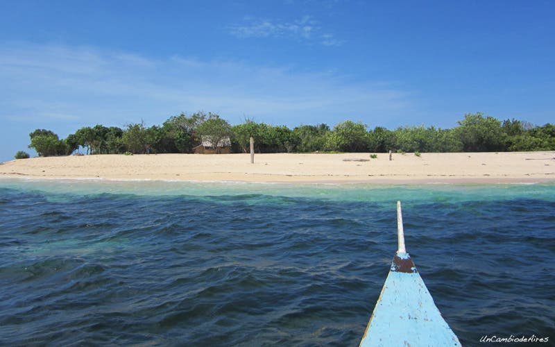 Shore in Pamilacan Island