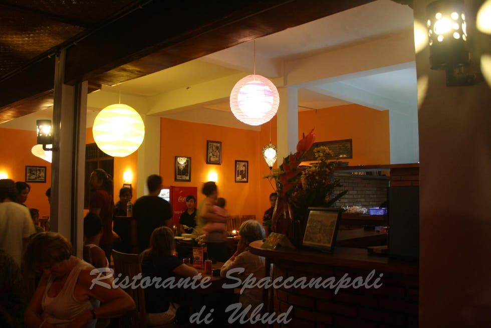 Restaurante en Spaccanapoli