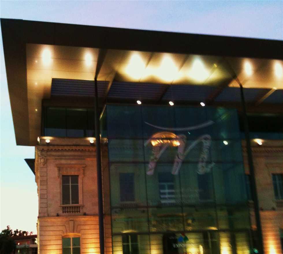 Facade in Mérignac