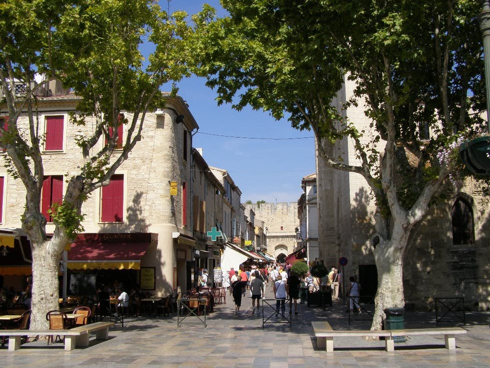 Town in Aigues-Mortes