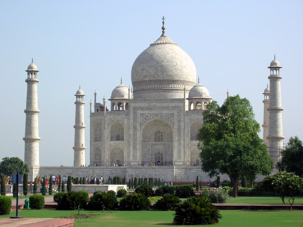 Mosque in Agra