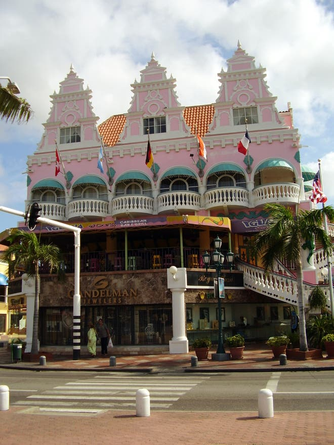 Templo hindú en Seaport Mall and Marketplace