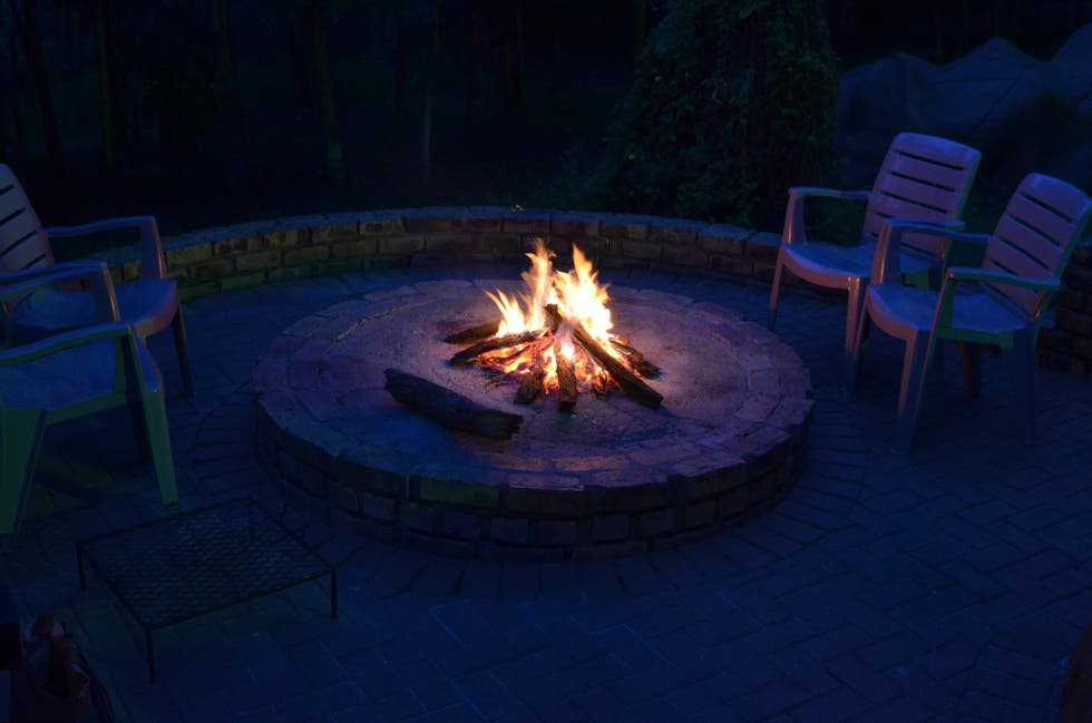Campfire in Hazyview