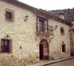 Fotos de pueblo en casa rural la rastra el recuenco - Casas de pueblo en guadalajara ...