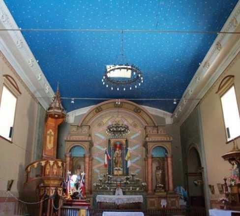 Palacio en Iglesia de Monte Grande