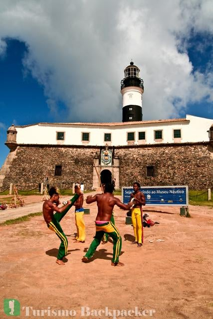 Sports in Salvador