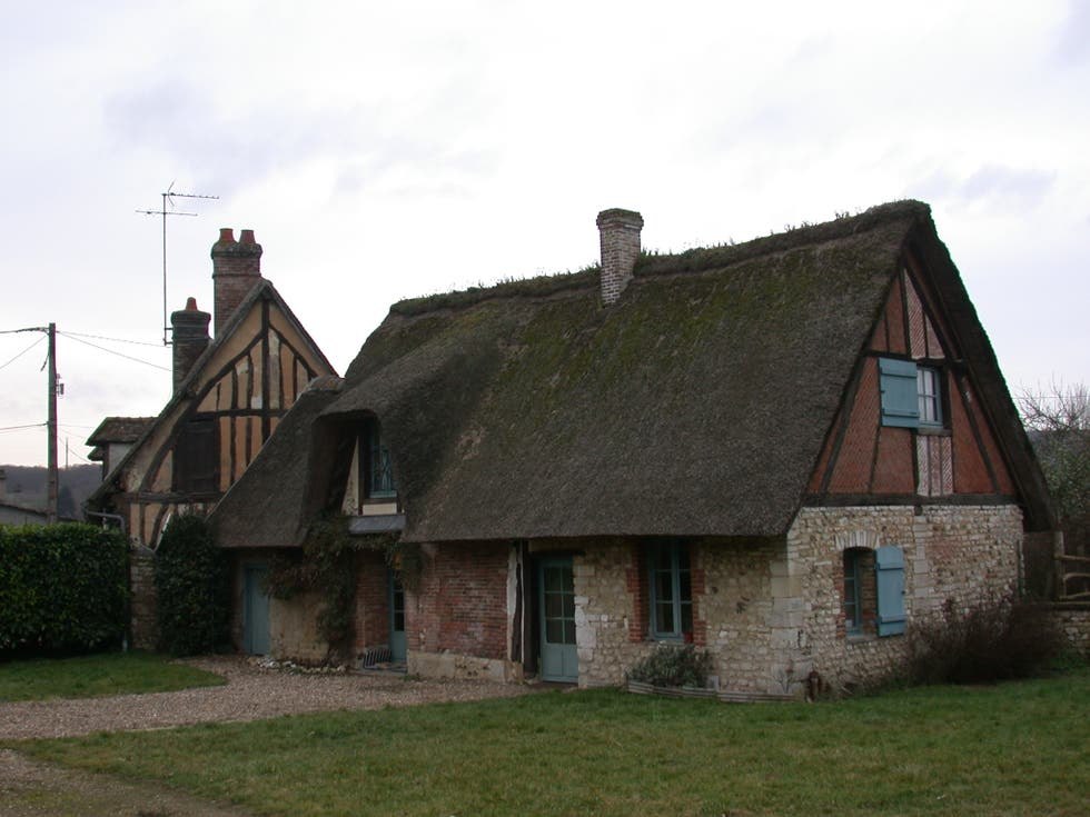 House in Acquigny