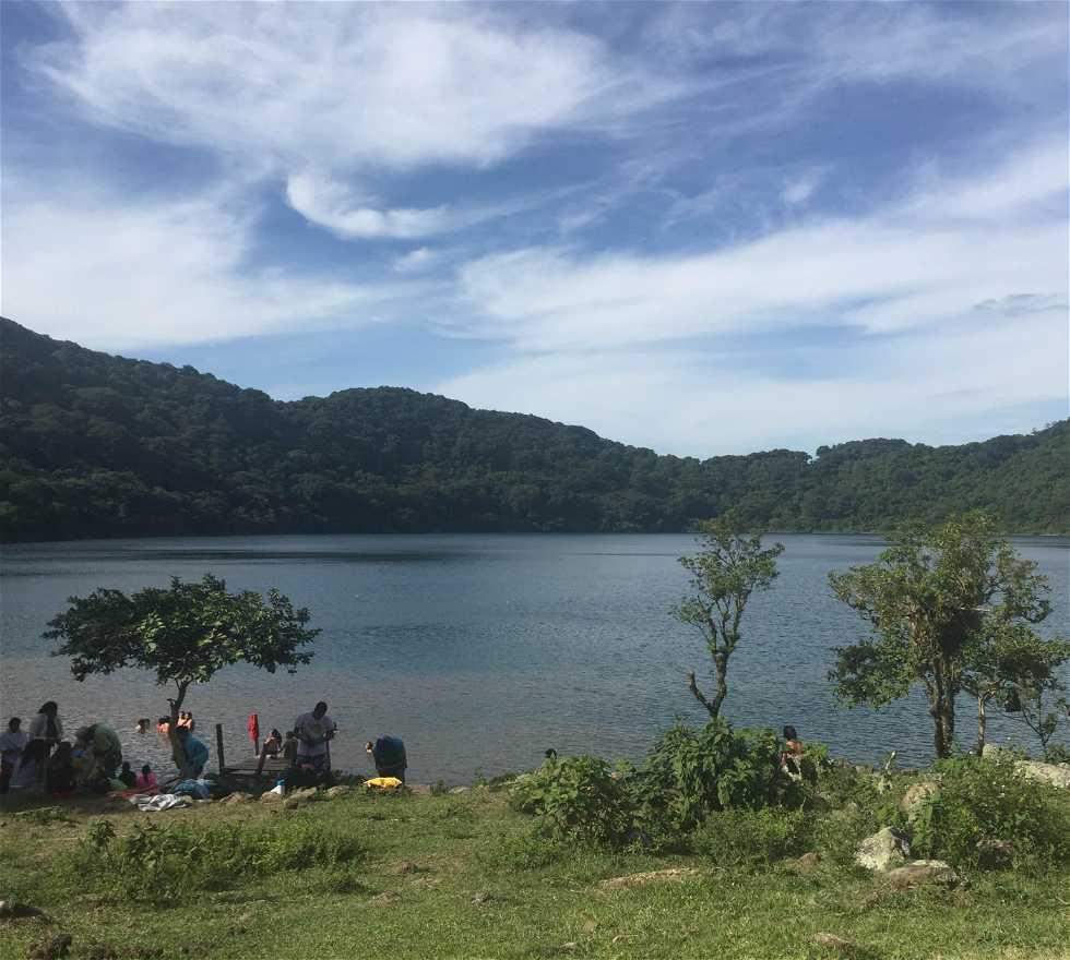 Naturaleza en Jutiapa