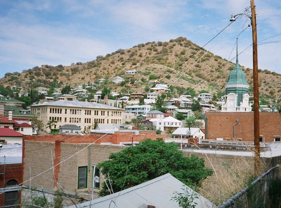 Neighbourhood in Bisbee