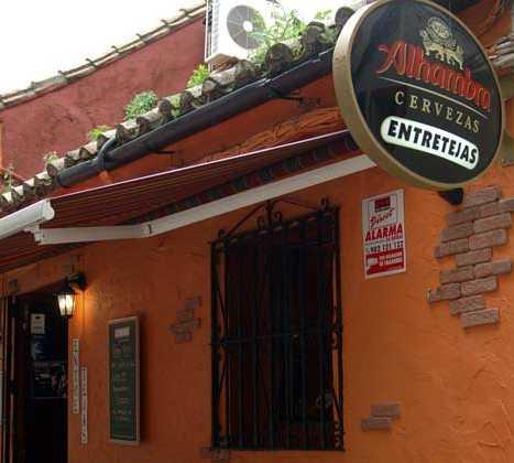 Restaurante en Bar-Restaurante Entretejas