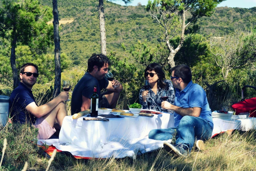 Picnic en Rioja Wine Not?