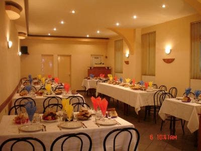 Banquete en Restaurant Grand Plaza